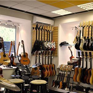 Музыкальные магазины Ивантеевки