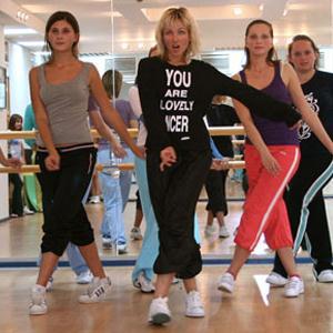 Школы танцев Ивантеевки