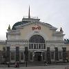 Железнодорожные вокзалы в Ивантеевке