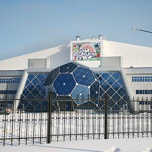 Спортивные комплексы Ивантеевки