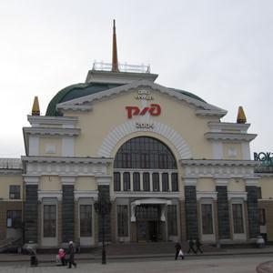 Железнодорожные вокзалы Ивантеевки